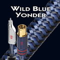 Front view of the Audioquest Audioquest Wild Blue Yonder