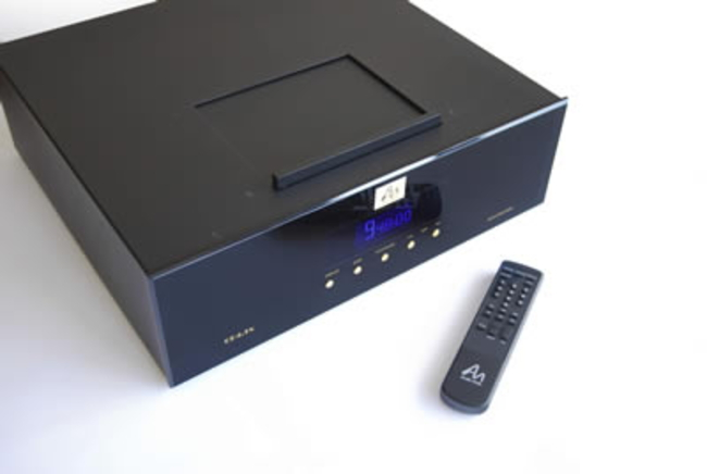 Front view of the Audio Note Audio Note CD-4.1x