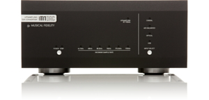 Front view of the Musical Fidelity Musical Fidelity M1DAC
