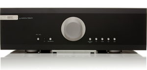 Front view of the Musical Fidelity Musical Fidelity AMS35i