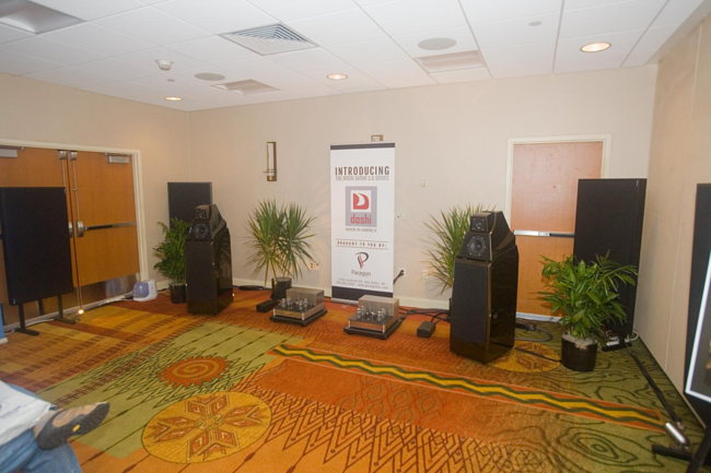 Doshi Audio, Wilson AudioAlexia