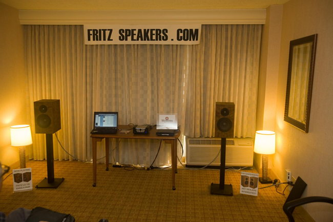 Fritz Speakers on WyWires cables